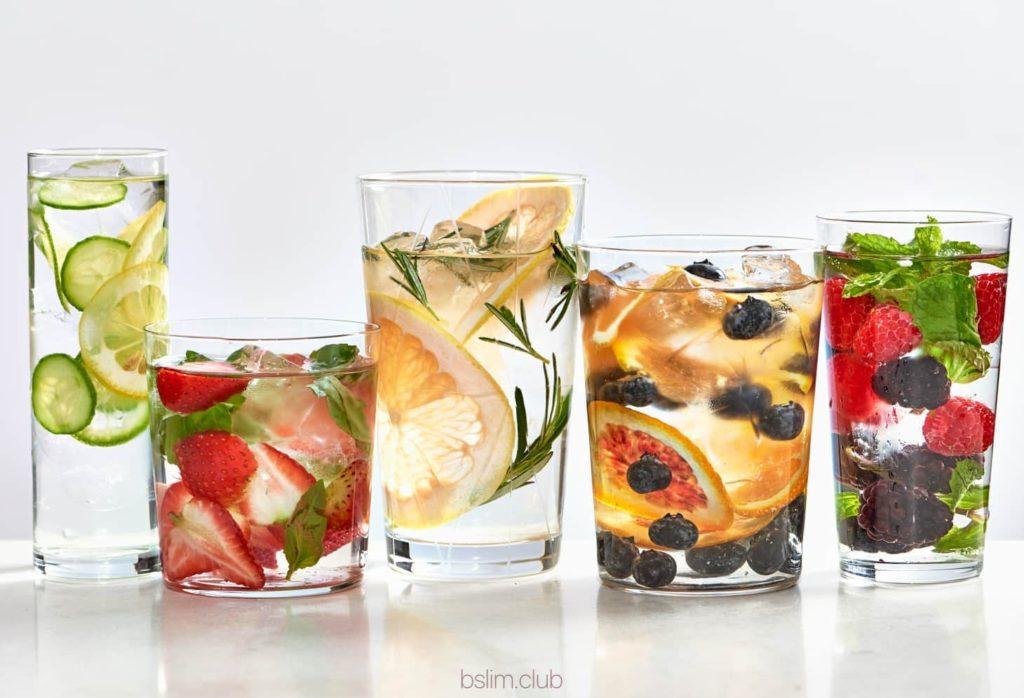 Как приучить себя пить воду, чтобы похудеть.