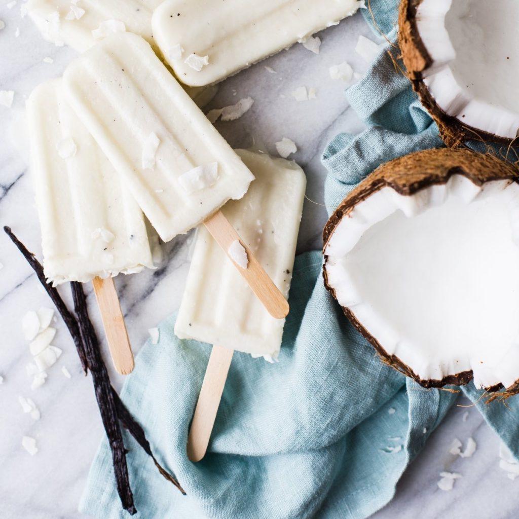 Полезное мороженое своими руками дома