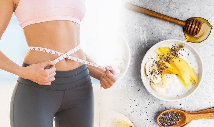 Что есть при похудении. Чиа помогает похудеть.