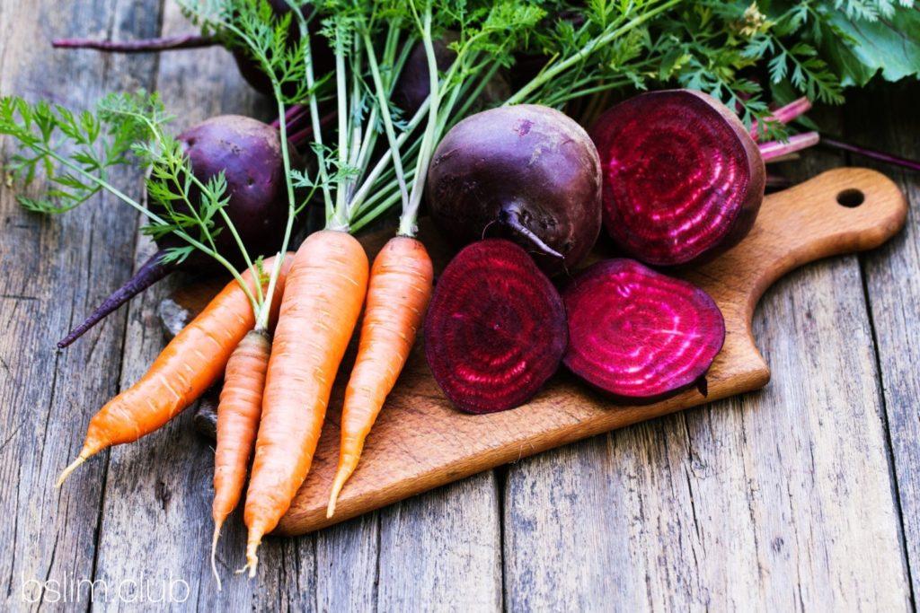 Овощи для похудения. Как избавиться от тяги к сладкому