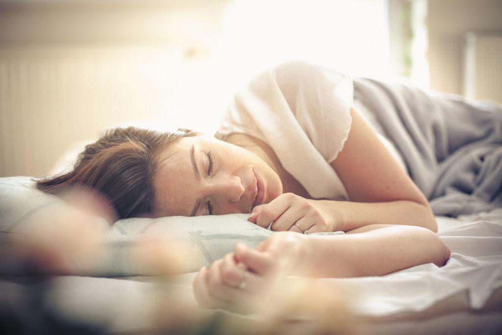 Как быстро уснуть. Способ 19