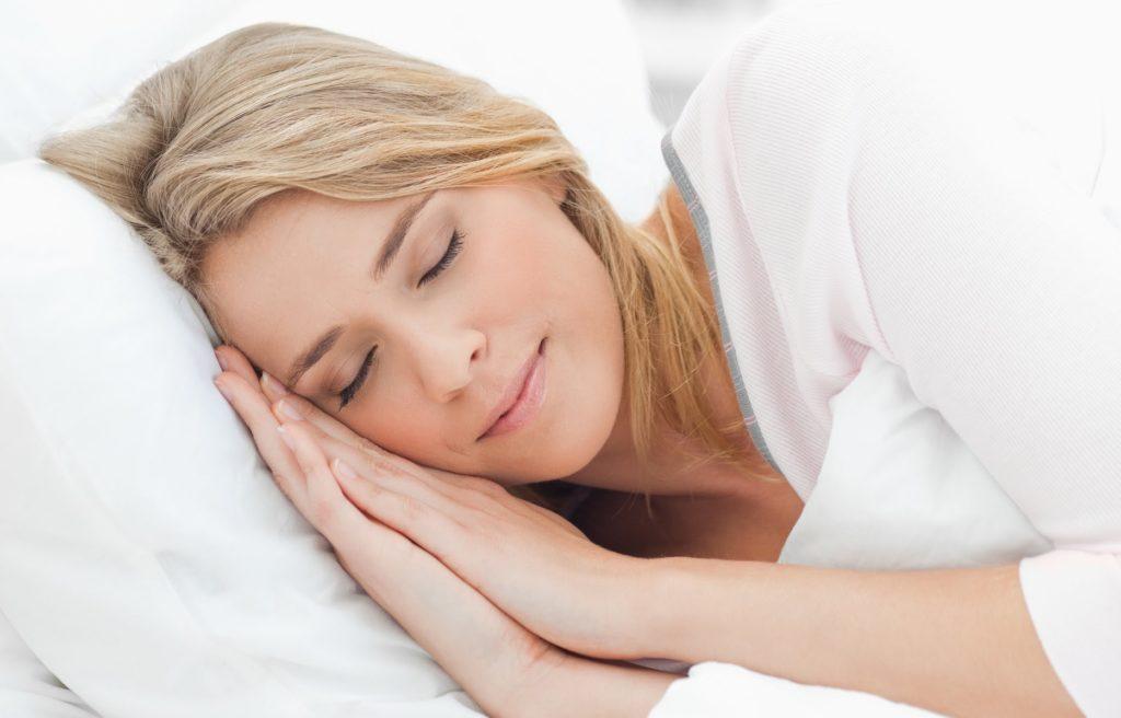 Как быстро уснуть. Способ 3
