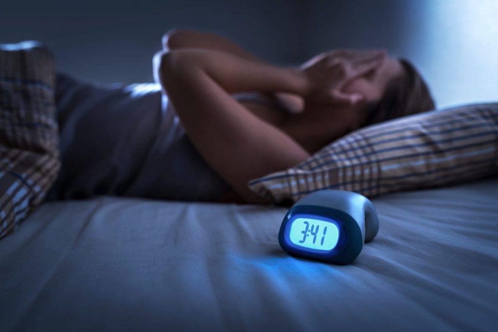 Как быстро уснуть. Способ 6