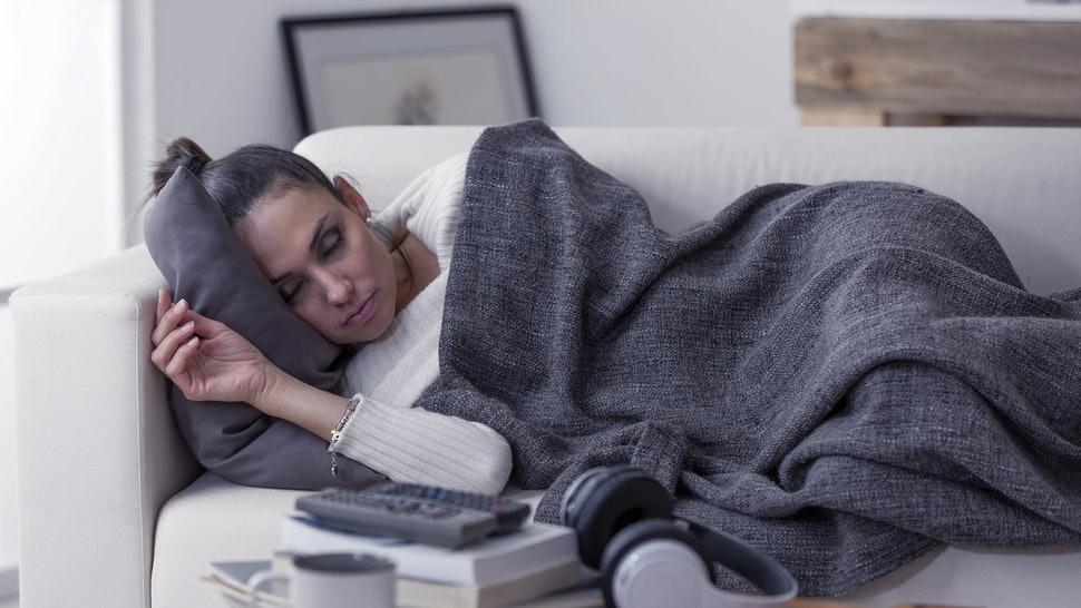 Как быстро уснуть. Способ 7