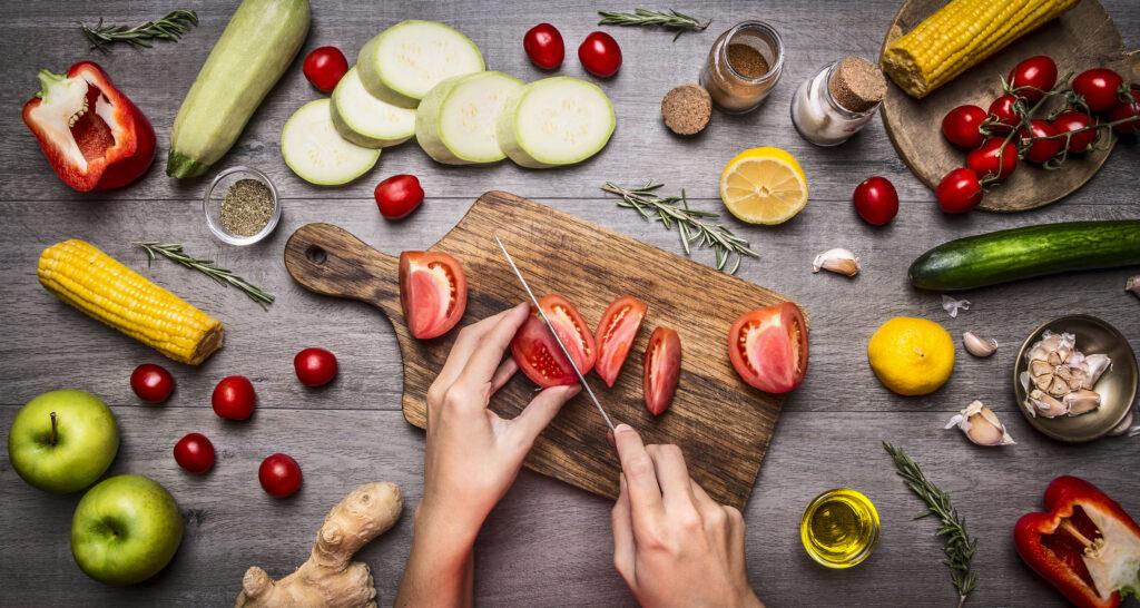 Как есть овощи для похудения