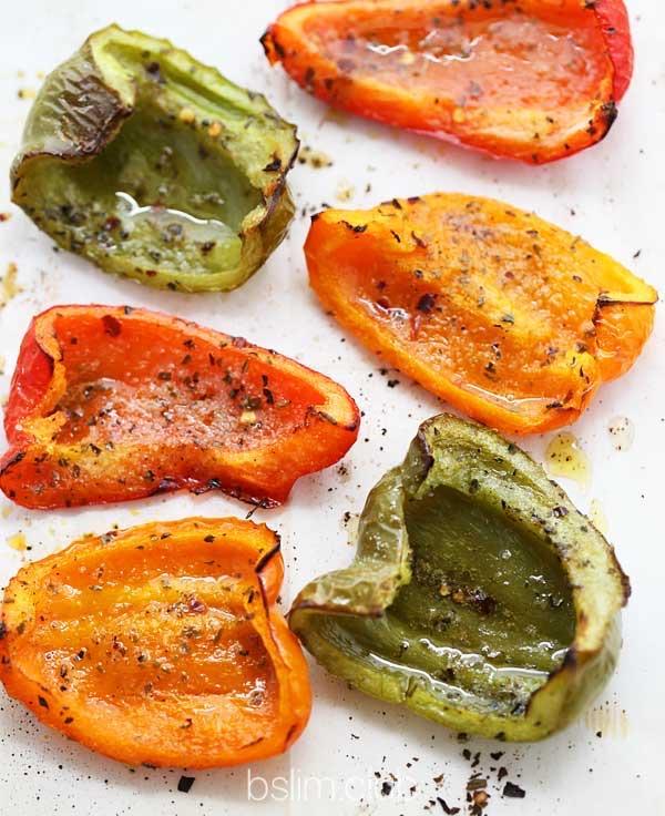 Рецепты из болгарского перца при похудении