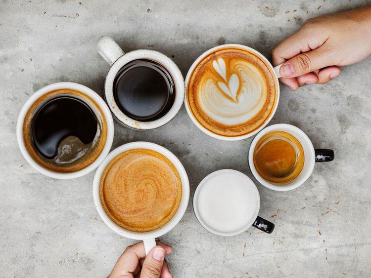 Сколько калорий в кофе. Кофе при похудении