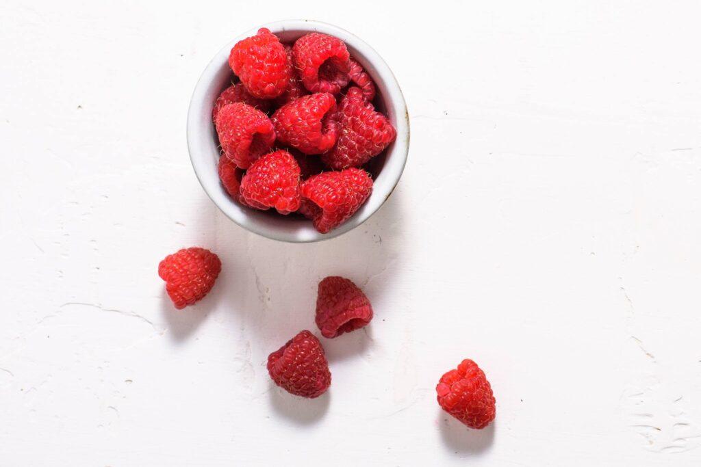 Клетчатка в ягодах