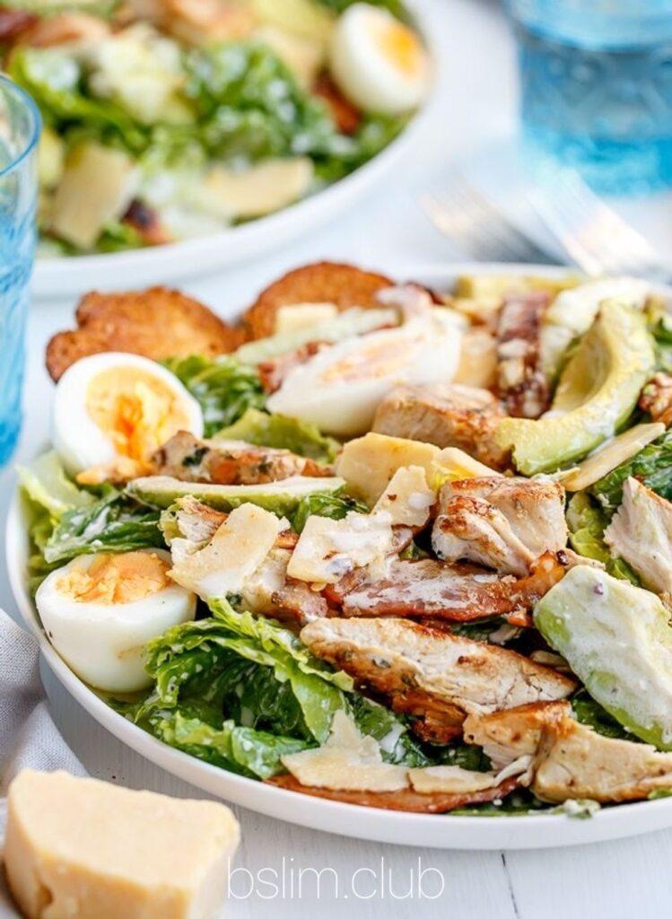 Как похудеть. рецепт салата